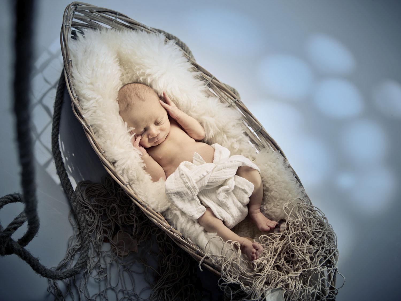 Babyshooting Wels-Land - Fotostudio Edt bei Lambach / Oberösterreich