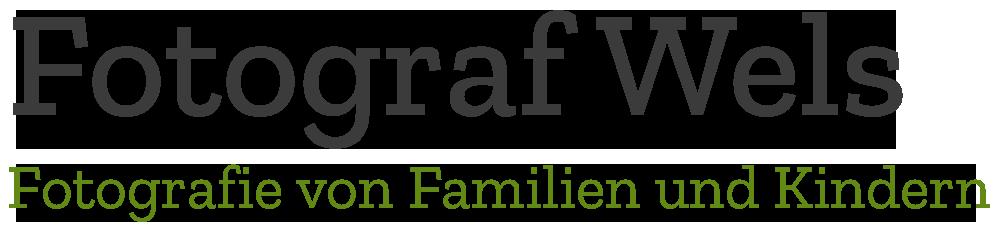 fotograf wels - logo - das Fotostudio in Wels Land - Fotografie von Familien und Kindern